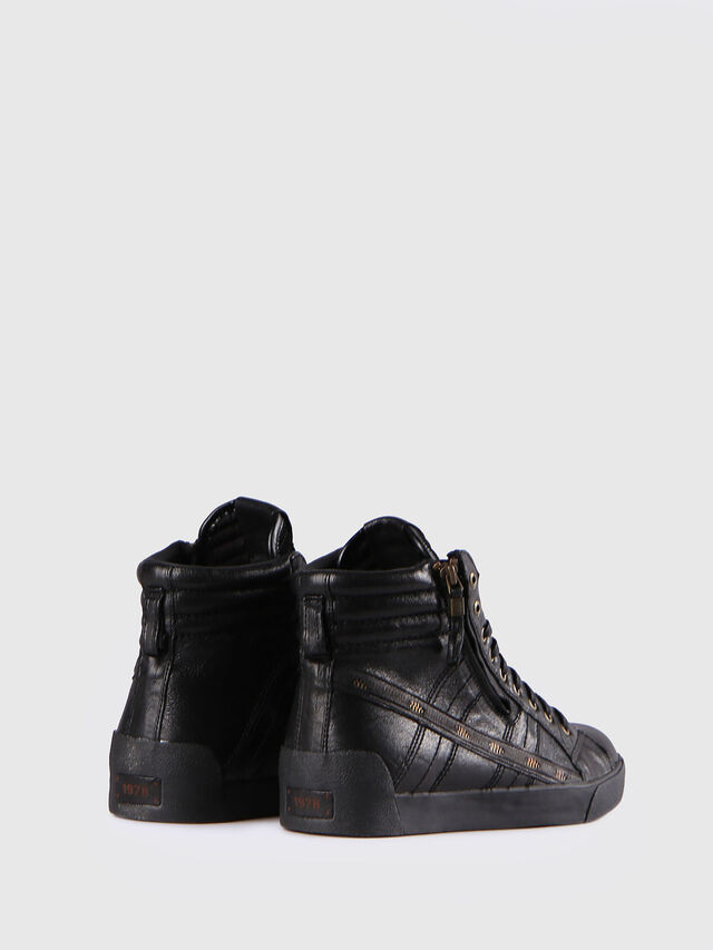 Diesel - D-STRING PLUS, Nero - Sneakers - Image 3