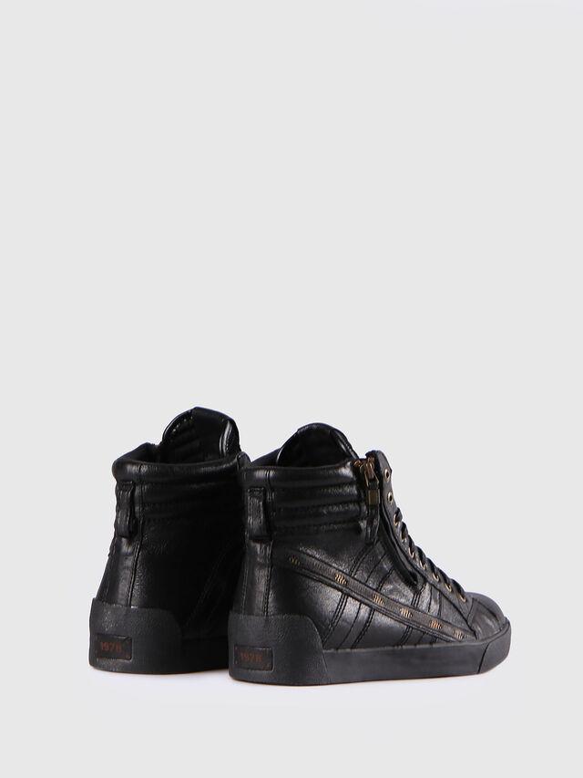 Diesel - D-STRING PLUS, Nero - Sneakers - Image 3