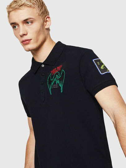 Diesel - T-POLO-PATCHES,  - Polo - Image 3