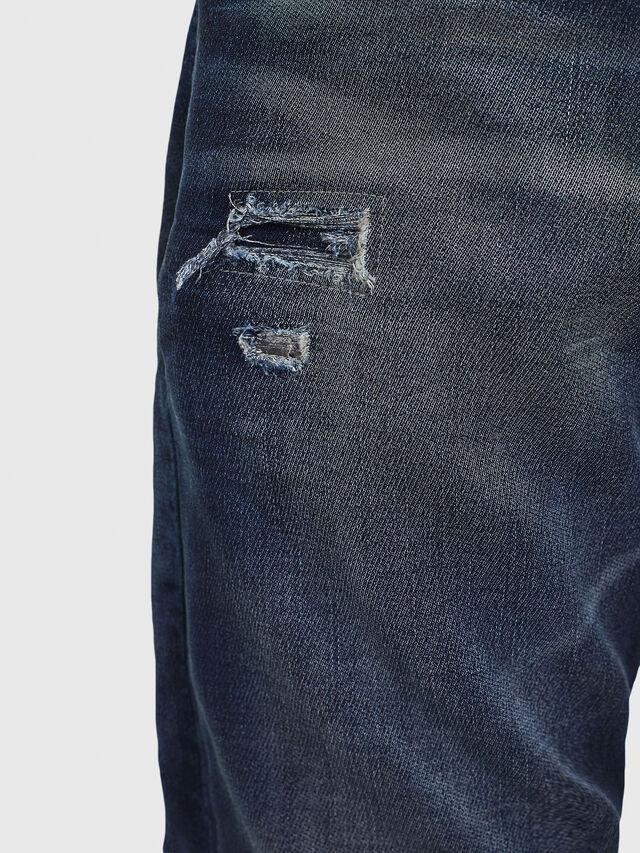 Diesel - Krooley JoggJeans 069GZ, Blu Scuro - Jeans - Image 3