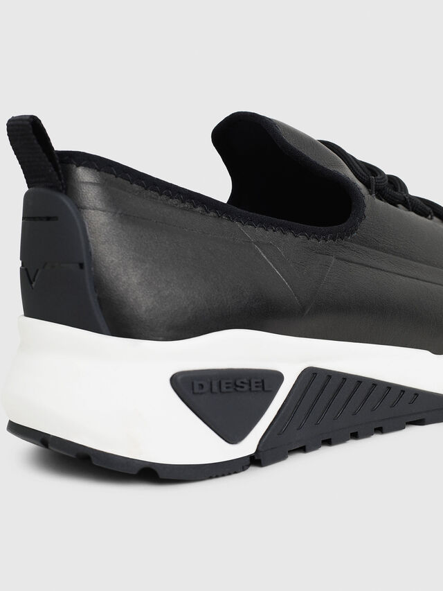 Diesel - S-KBY, Nero Cuoio - Sneakers - Image 5