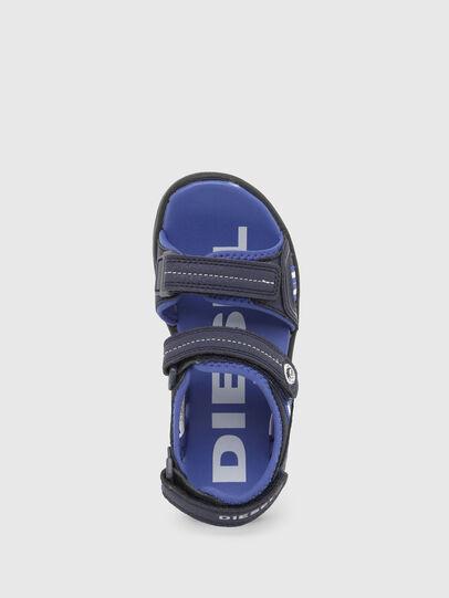 Diesel - S-ANDAL YO, Blu - Scarpe - Image 5