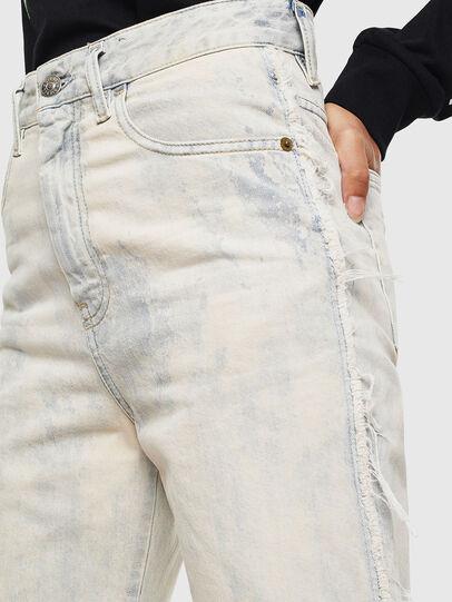 Diesel - D-Eiselle 0099P, Bianco - Jeans - Image 3