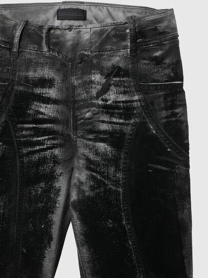 Diesel - TYPE-1007-NE, Nero/Grigio scuro - Jeans - Image 3