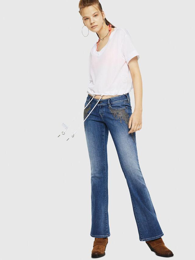 Diesel - D-Clayre 082AD, Blu medio - Jeans - Image 6