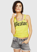 T-KARY-A, Giallo - T-Shirts