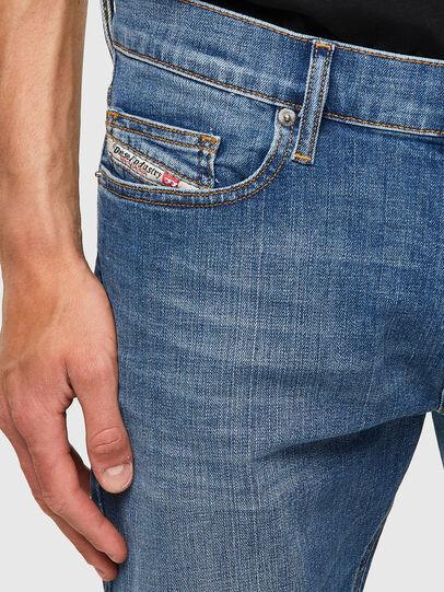 Diesel - D-Luster 009ZR, Blu Chiaro - Jeans - Image 4