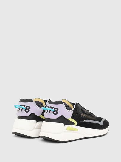 Diesel - S-SERENDIPITY SM W, Nero/Viola - Sneakers - Image 3
