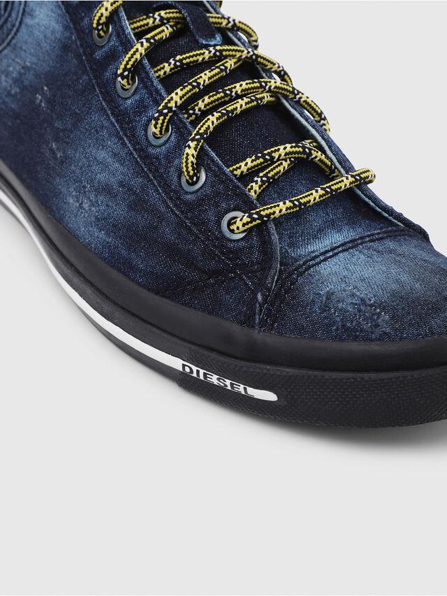 Diesel - EXPOSURE I, Blu Jeans - Sneakers - Image 5