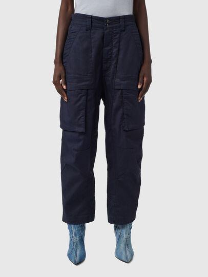 Diesel - D-Emma JoggJeans® 0CEAT, Blu Scuro - Jeans - Image 1
