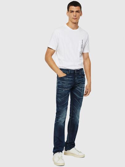 Diesel - Safado 084AM, Blu Scuro - Jeans - Image 5