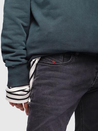 Diesel - Sleenker 069EQ, Blu Scuro - Jeans - Image 3
