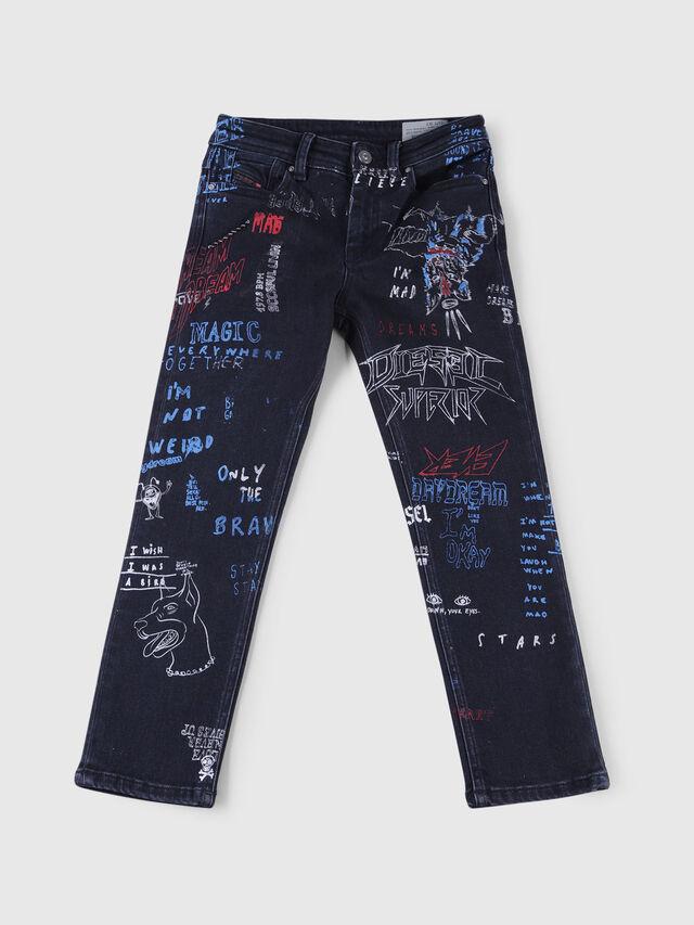 Diesel - REEN-J-N, Nero Jeans - Jeans - Image 1