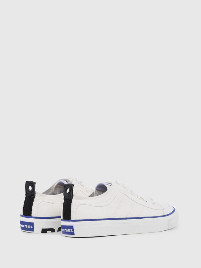 Diesel - S-ASTICO LC LOGO, Bianco Spento - Sneakers - Image 3