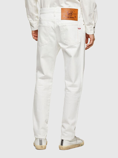 Diesel - D-Fining 0HBAJ, Bianco - Jeans - Image 2