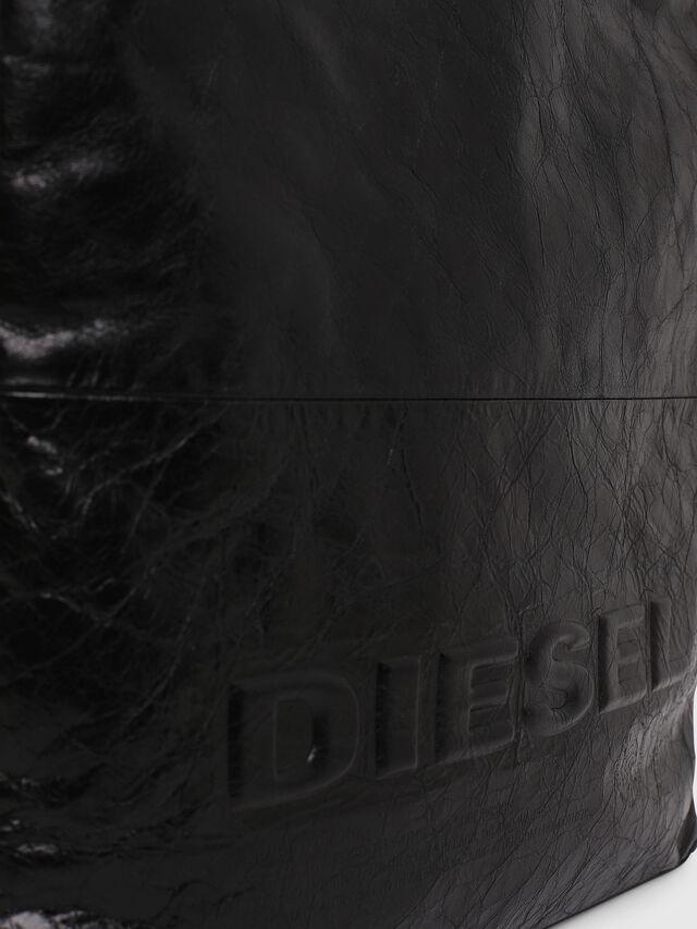 Diesel - F-LITT SHOPPER N/S, Nero - Shopper e Borse a Spalla - Image 3