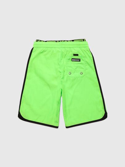 Diesel - MBXSAND, Verde Fluo - Beachwear - Image 2
