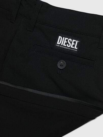 Diesel - PTRONY, Nero - Pantaloni - Image 3