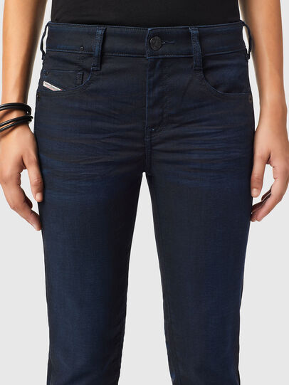 Diesel - D-Ollies JoggJeans® 069XY, Blu Scuro - Jeans - Image 5