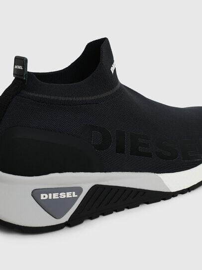 Diesel - S-KB ATHL SOCK II, Nero - Sneakers - Image 4
