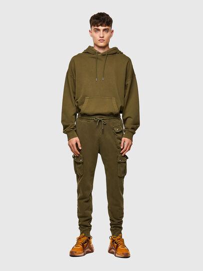 Diesel - P-TARPOCK, Verde Militare - Pantaloni - Image 5
