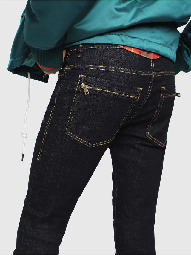 Diesel - D-Amny 089AC, Blu Scuro - Jeans - Image 3