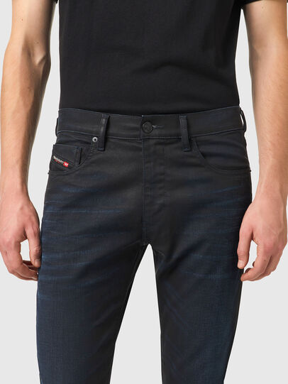 Diesel - D-Strukt JoggJeans® 069XN, Nero/Grigio scuro - Jeans - Image 3