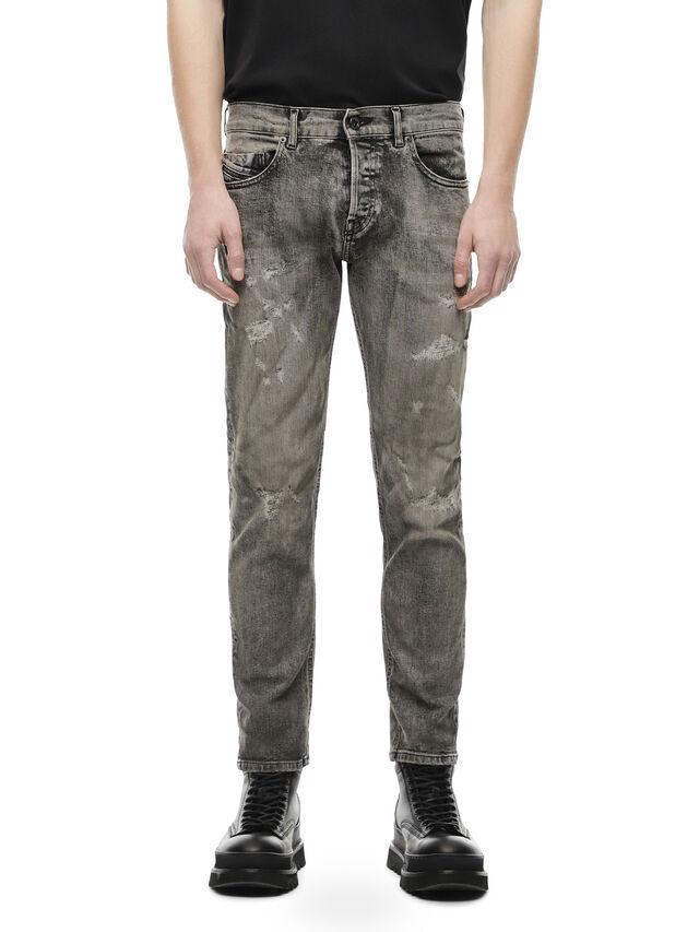 Diesel - TYPE-2813FS, Grigio Jeans - Jeans - Image 1