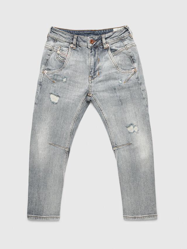 Diesel - FAYZA-J-N, Blu Chiaro - Jeans - Image 1