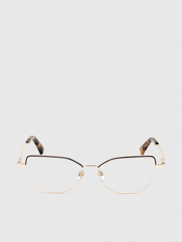 DL5355, Rosa/Nero - Occhiali da vista