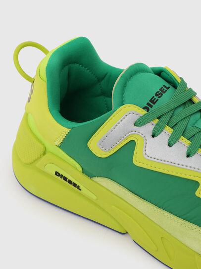 Diesel - S-SERENDIPITY LC, Giallo/Verde - Sneakers - Image 4