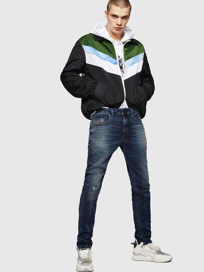 Diesel - Thommer JoggJeans 069HI, Blu Scuro - Jeans - Image 6