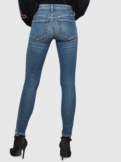 Diesel - Slandy 083AL, Blu medio - Jeans - Image 2