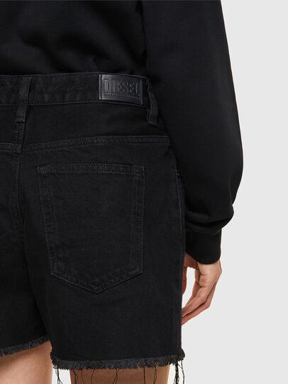 Diesel - DE-REG-R, Nero - Shorts - Image 3