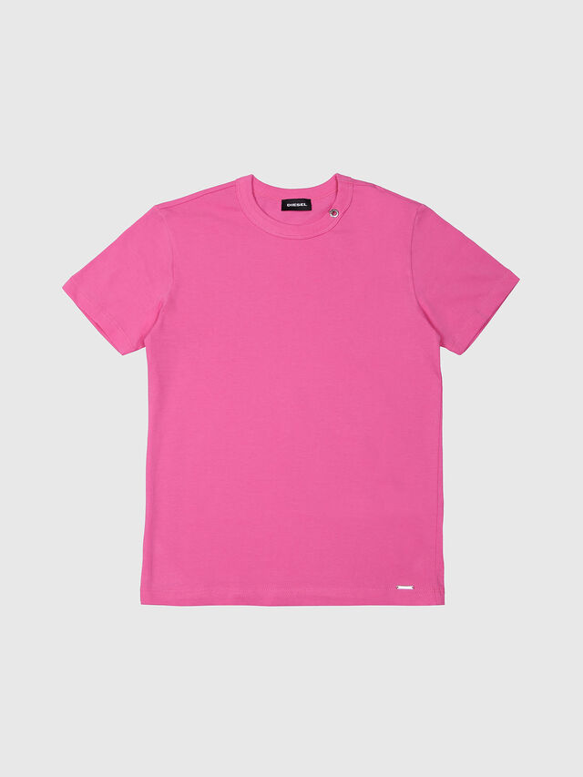 Diesel - TOCLE, Fucsia - T-shirts e Tops - Image 1