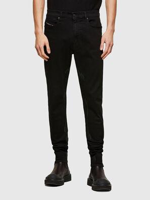 D-Istort 069TI, Nero/Grigio scuro - Jeans