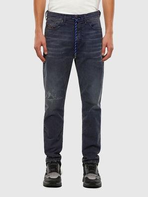 D-VIDER JoggJeans® 069PR, Blu Scuro - Jeans