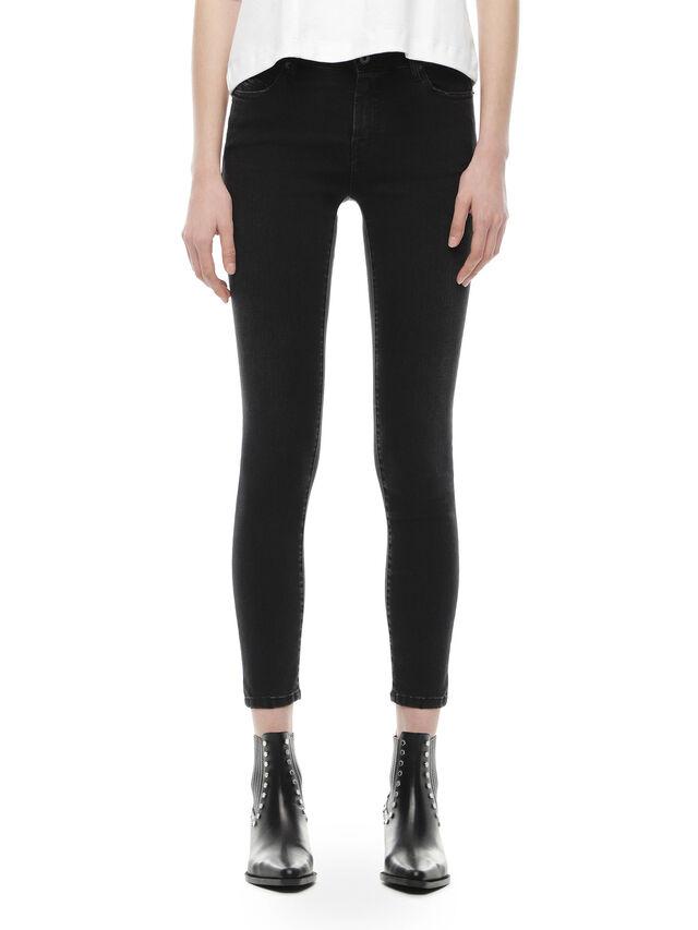 Diesel - TYPE-161C, Nero Jeans - Jeans - Image 1