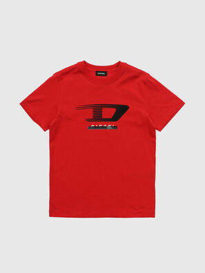 TJUSTY4, Rosso - T-shirts e Tops