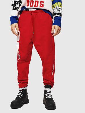 P-ALFREDS, Rosso Fuoco - Pantaloni