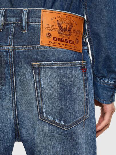 Diesel - D-Vider 009NJ, Blu medio - Jeans - Image 4
