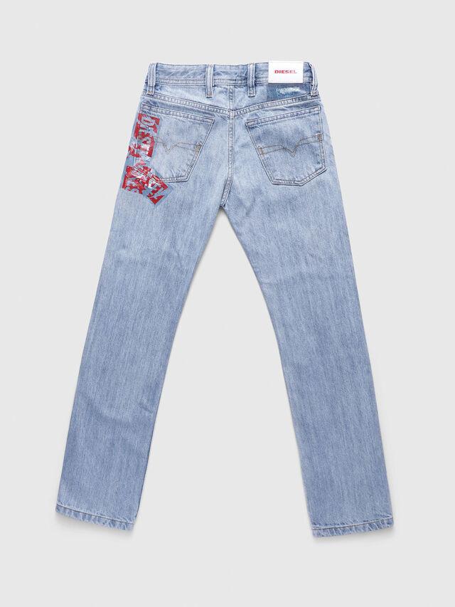 Diesel - WAYKEE-J-N, Blu Chiaro - Jeans - Image 2