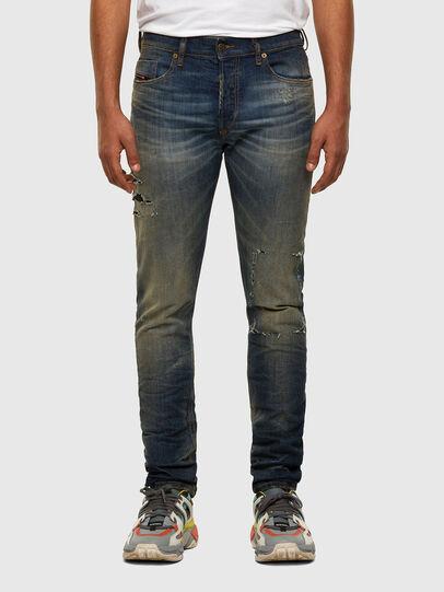 Diesel - Tepphar 009GP, Blu Scuro - Jeans - Image 1