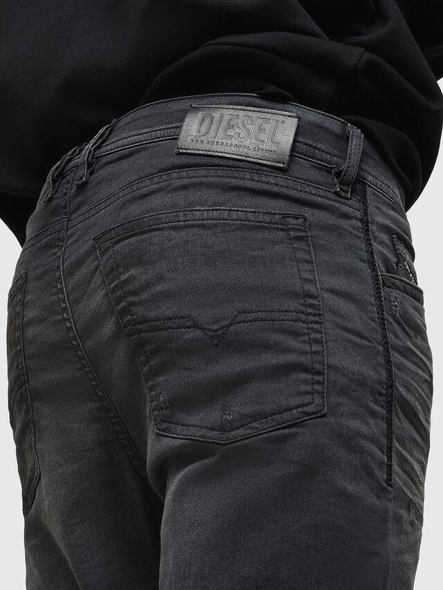 Diesel - Spender JoggJeans 069GN, Nero/Grigio scuro - Jeans - Image 4