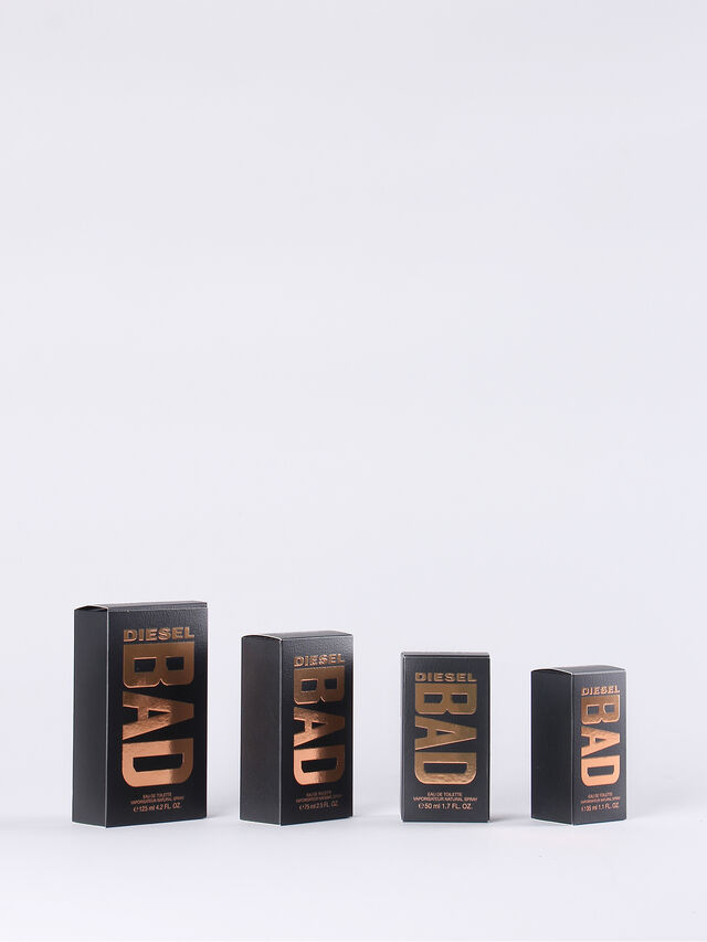 Diesel - BAD 50ML, Nero Opaco - Bad - Image 2