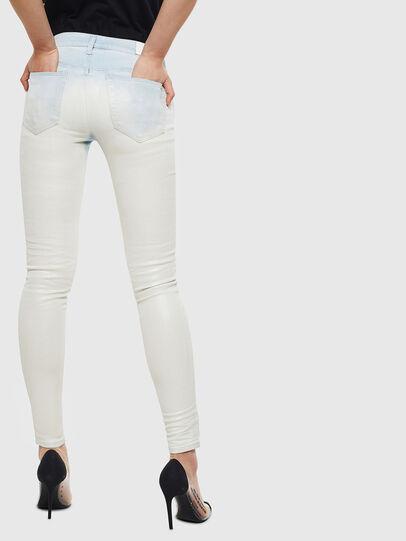 Diesel - Slandy 009AV, Blu Chiaro - Jeans - Image 2
