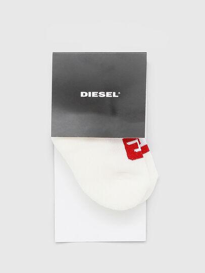 Diesel - ZEBODIV-NB, Bianco - Altri Accessori - Image 2
