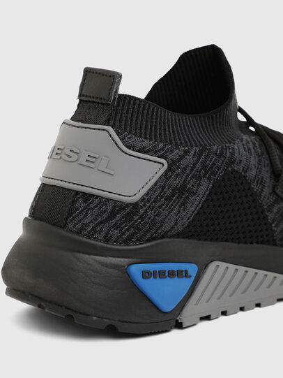 Diesel - S-KB ATHL LACE, Nero - Sneakers - Image 4