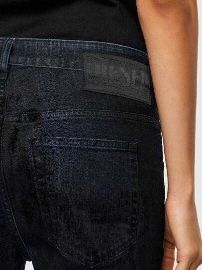 Diesel - Fayza 009QD, Blu Scuro - Jeans - Image 5