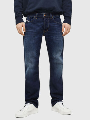 Larkee 082AY, Blu Scuro - Jeans